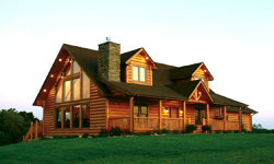 Timber Frame Homes, Osceola, IA